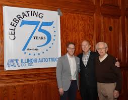 100 Illinois Auto Truck Celebrates 75 Years Chicago Tribune