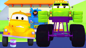 100 The Car And Truck Shop Tom Tow S Paint In City Monster Is