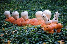 Ray Villafane Pumpkins by Nyc Nyc Haunted Pumpkin Garden At The New York Botanical Garden