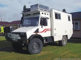 100 Unimog Truck Another Cool Camper Campervan Crazy