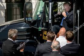 100 Truck Driver Jokes President Donald Trump Jokes He Sits Drivers Editorial Stock