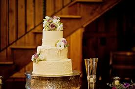 Lavender Rustic North Carolina Wedding Via TheELD