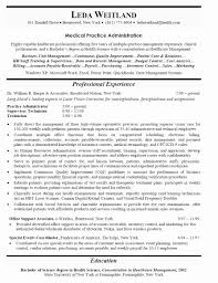 Front Desk Objective For Resume Unique Healthcare Examples Of Resumes