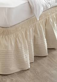 Box Pleat Bed Skirt by Bed Skirts Queen King U0026 More Belk