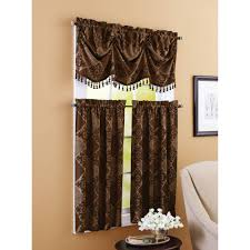 better homes and gardens boucle 24 tier curtain walmart com