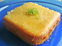 Citrus Soaked Butter Cake Recipe