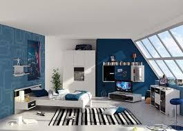chambre ado six surprenantes décorations chambre ado bleu