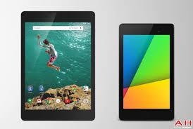 Tablet parisons Google Nexus 9 vs Google Nexus 7 2013