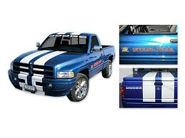 100 Truck Door Decals Amazoncom 1996 Dodge Ram 1500 Indy 500 Pace Kit