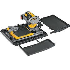 Mk Tile Saw Home Depot by Dewalt D24000 Wet Tile Saw Contractors Direct