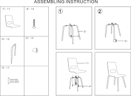 Serta Executive Chair Manual by Assembly Instructions