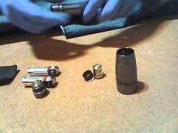 how to take a part a maglite mini led