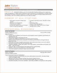 Construction Project Manager Resume Clever Examples Beautiful