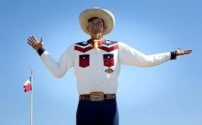 Big Tex Is Back