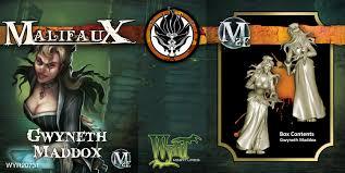 Wyrd Malifaux Ten Thunders Gwyneth Maddox