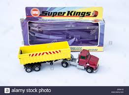 Matchbox Super Kings Articulated Tipper Truck Toy Stock Photo ... Matchbox Superfast No 26 Site Dumper Dump Truck 1976 Met Brown Ford F150 Flareside Mb 53 1987 Cars Trucks 164 Mbx Cstruction Workready At Hobby Warehouse Is Now Doing Trucks The Way Should Be Cargo Controllers Combo Vehicles Stinky Garbage Walmartcom Large Garbagerecycling By Patyler1 On Deviantart 2011 Urban Tow Baby Blue Loose Ebay Utility Flashlight Boys Vehicle Adventure Toy With Rocky Robot Interactive Gift To Gadget