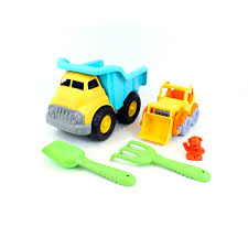 100 Truck Tools Green Toys Dump With Scooper And Little Earth Nest