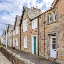 100 House For Sale Elie 2 Allan Place Earlsferry Fife KY9 3 Bed Terraced House For Sale