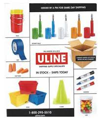 Uline Oct 2014 Cover