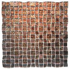 Menards Mosaic Glass Tile by Interior U0026 Decor Peel And Stick Tile Menards Tile Vinyl Peel
