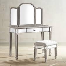 Pier One Dressing Mirror by Hayworth Weathered Oak Mirror U0026 Vanity Set Pier 1 Imports