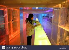 100 Kube Hotel The Ice Bar In The Kube Hotel In Paris The Bar Is Kept At 10