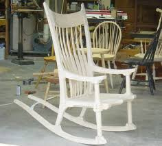 Sam Maloof Rocking Chair Video by Maloof Rocker Roughing Into Sketchup Finewoodworking