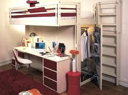 bureau pour mezzanine bureau pour lit lit mezzanine fille avec bureau gallery of lit