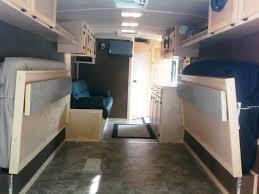 Cargo Trailer Camper Conversion Living Quarter Conversions Horse Trailers
