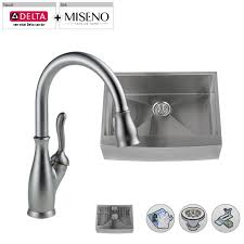 Delta Reverse Osmosis Faucet by D9178 Delta Kitchen Faucet Stainless Steel Delta Sinks Stainless