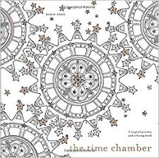 The Time Chamber A Magical Story And Coloring Book Adult Books Daria Song 9781607749615 Amazon