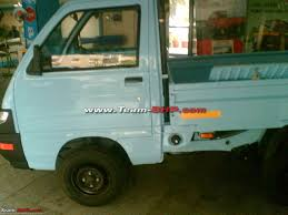 Scoop: Piaggio Porter 600 Mini Pick-up Truck - Team-BHP