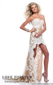 buy free shipping high low beautiful lace matric farewell dress