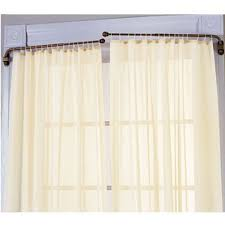 Outdoor Curtain Rods Kohls by Best 25 Swing Arm Curtain Rods Ideas On Pinterest French Pleat