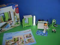 playmobil dollhouse 2er set 70208 70211 schlafzimmer mit