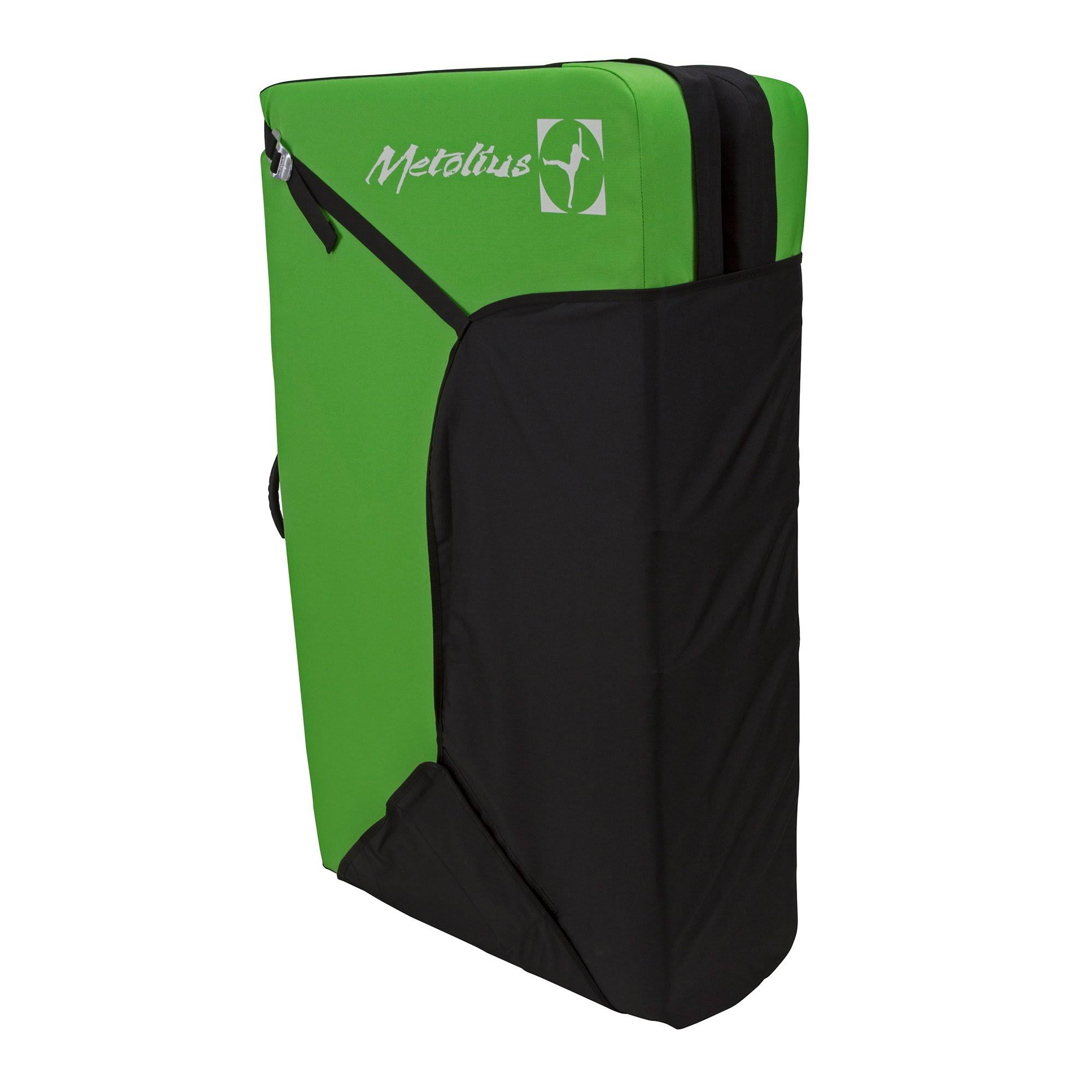 Metolius Session II Crash Pad - Green/Black