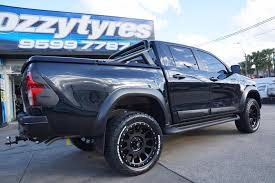 4X4 Wheels Brisbane | Best 4X4 Wheel Provider Brisbane, Queensland