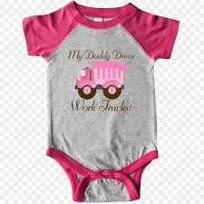 Baby & Toddler One-Pieces Infant Bodysuit T-shirt Clothing - Pink ...
