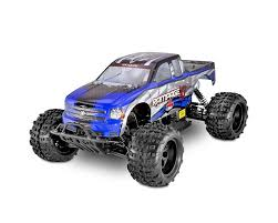100 Blue Monster Truck Redcat Rampage XT 15 Scale Gas RERRAMPAGEXT