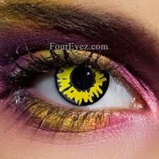 Prescription Halloween Contacts Astigmatism by Sclera Contact Lenses Black 75 A Pair Free Zombie Lenses