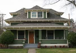 Arts And Craft Style Home by Arts And Crafts Style In Salem Oregon Tomson Burnham Llc