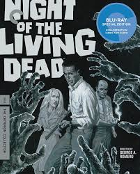 REVIEW GEORGE A ROMEROS NIGHT OF THE LIVING DEAD 1968 CRITERION BLU RAY SPECIAL EDITION