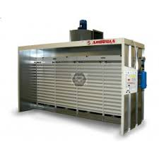 dust extractor booths for industrial woodworking machines scott