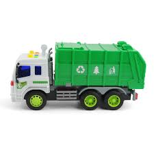 1/16 Sanitation Engineering Series Garbage Truck Bin Lorry Rubbish ...