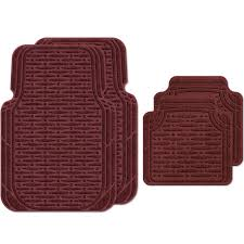 Vehicle Floor Mats - Traction - Large (Set Of 4) In Auto Mats