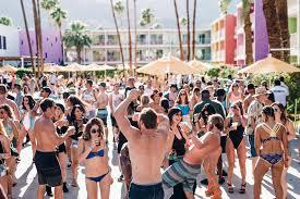 100 Sagauro Palm Springs SATURDAY 415 The Prescription Pool Party The Saguaro