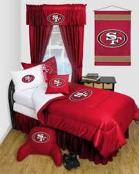San Francisco 49ers Locker Room Comforter