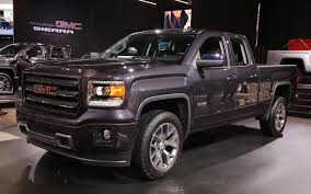 2014 Chevrolet Silverado And GMC Sierra First Look - Motor Trend 2018 New Gmc Sierra 2500hd 4wd Crew Cab Standard Box Slt At Banks 2017 1500 Regular 1190 Sle 2 Door Pickup Teases Duramax With Photos Of Hood Scoop 2016 Hd Ups The Ante With Set Improvements Reviews And Rating Motor Trend Find A 2014 In S Florida Sheehan Buick For Sale Ft Pierce Fl Garber Canyon Denali Truck Review Dealer Reading Pa Hendrick Cary Is Raleigh Dealer New Used For Sale Pricing Features Edmunds