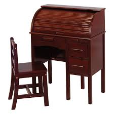 Small Secretary Desk With File Drawer by Guidecraft Junior Roll Top Desk Hayneedle