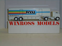 Amazon.com: Winross Models WXXI Rochester NY Semi Trailer Truck Die ... Winross Die Cast Truck Collection Youtube Animal Medic Inc Pet Vet Diecast Model 164 Semi Truck Cab Trailer Trucks Big Rigs Tonkin Dcp Post Them Up Page 13 Hobbytalk Toys Hobbies Contemporary Manufacture Find Products Fredrickson Trucking Tractor Trailer Winross Truck 2312788571 And Double Pup Trailers With Hitch Roadway Express 1 4 Trucks Inventory For Sale Hobby Collector Mack Ultraliner Dual Stacks Dry Van Cargotrailer 2000 Intertional 4900 Box A Photo On Flickriver Ingersollrand Diecast Estate Auction Toysjewelryfnitureantiques Hh Lancaster
